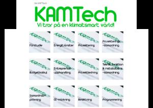 Välkommen KAMTech!